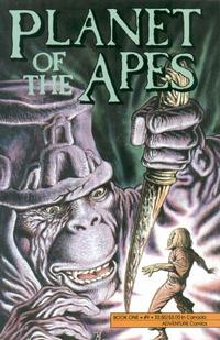 Cover Thumbnail for Planet of the Apes (Malibu, 1990 series) #9