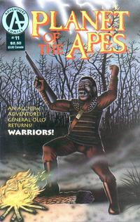 Cover Thumbnail for Planet of the Apes (Malibu, 1990 series) #11