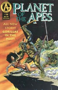 Cover Thumbnail for Planet of the Apes (Malibu, 1990 series) #18