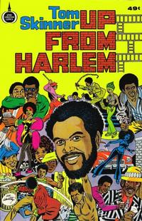 Cover Thumbnail for Up from Harlem (Fleming H. Revell Company, 1973 series)  [49-Cent Variant]