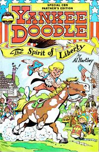 Cover Thumbnail for Yankee Doodle the Spirit of Liberty (Fleming H. Revell Company, 1984 series)
