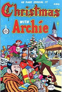 Cover Thumbnail for Christmas with Archie (Fleming H. Revell Company, 1973 series) #nn [49 cent]