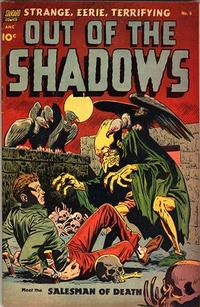 Cover Thumbnail for Out of the Shadows (Standard, 1952 series) #6