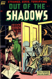 Cover Thumbnail for Out of the Shadows (Pines, 1952 series) #9