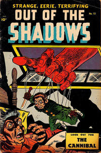 Cover Thumbnail for Out of the Shadows (Standard, 1952 series) #13