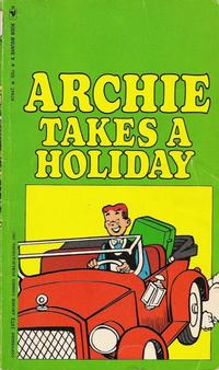Cover Thumbnail for Archie Takes a Holiday (Bantam Books, 1972 series) #H7447