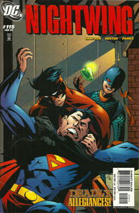 Cover Thumbnail for Nightwing (DC, 1996 series) #115 [Direct Edition]