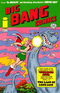 Cover for Big Bang Comics (1996 series) #16