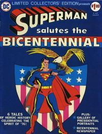 Cover Thumbnail for Limited Collectors' Edition (DC, 1972 series) #C-47