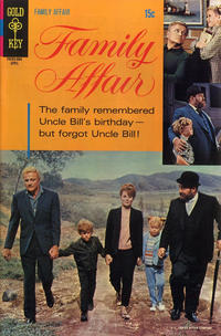 Cover Thumbnail for Family Affair (Western, 1970 series) #2