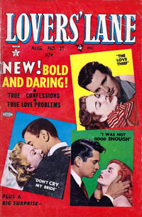 Cover Thumbnail for Lovers' Lane (Lev Gleason, 1949 series) #27