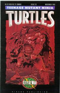 Cover Thumbnail for Teenage Mutant Ninja Turtles (Mirage, 1984 series) #53