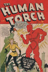 Cover for The Human Torch (Superior Publishers Limited, 1948 series) #34
