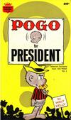 Cover for Pogo for President (Crest Books, 1964 series) #S708