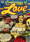 Cover for Confessions of Love (Star Publications, 1952 series) #12