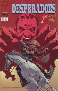 Cover Thumbnail for Desperadoes (Image, 1997 series) #1 [Second Printing]