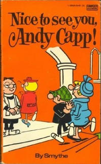 Cover Thumbnail for Nice to See You, Andy Capp! (Gold Medal Books, 1977 series) #13848