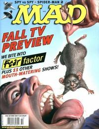 Cover for MAD (EC, 1952 series) #446