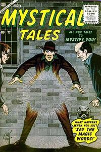 Cover Thumbnail for Mystical Tales (Marvel, 1956 series) #1