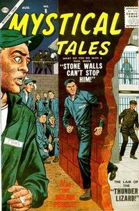 Cover Thumbnail for Mystical Tales (Marvel, 1956 series) #8