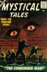 Cover Thumbnail for Mystical Tales (Marvel, 1956 series) #4