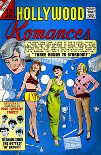 Cover Thumbnail for Hollywood Romances (Charlton, 1966 series) #46