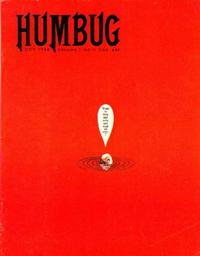 Cover for Humbug (1957 series) #11