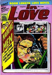 Cover Thumbnail for In Love (Mainline, 1954 series) #2