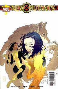 Cover Thumbnail for New Mutants (Marvel, 2003 series) #1