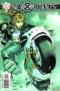Cover Thumbnail for New Mutants (Marvel, 2003 series) #10
