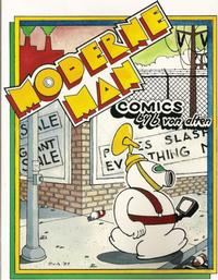 Cover Thumbnail for Moderne Man Comics (O.K. Press, 1989 series)