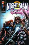 Cover Thumbnail for The Night Man / Gambit (1996 series) #1 [Hotz Cover]