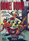 Cover for Exploits of Daniel Boone (Quality Comics, 1955 series) #4