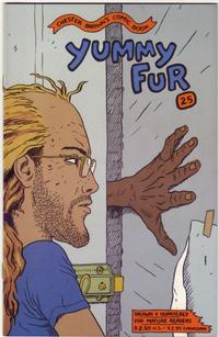 Cover Thumbnail for Yummy Fur (Drawn & Quarterly, 1991 series) #25