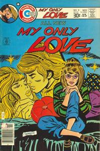 Cover Thumbnail for My Only Love (Charlton, 1975 series) #9