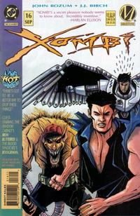 Cover Thumbnail for Xombi (DC, 1994 series) #16