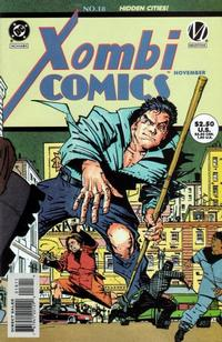 Cover Thumbnail for Xombi (DC, 1994 series) #18
