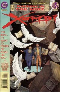 Cover for Xombi (DC, 1994 series) #19