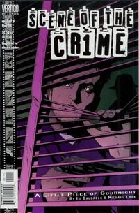 Cover for Scene of the Crime (1999 series) #1
