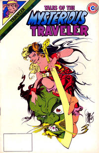 Cover Thumbnail for Tales of the Mysterious Traveler (Charlton, 1985 series) #15