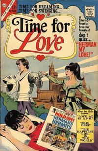 Cover Thumbnail for Time for Love (Charlton, 1966 series) #53