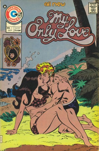 Cover for My Only Love (Charlton, 1975 series) #2