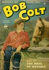 Cover for Bob Colt (Fawcett, 1950 series) #5