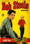 Cover for Bob Steele Western (Fawcett, 1950 series) #6