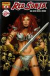 Cover Thumbnail for Red Sonja (2005 series) #0 [Cover B]