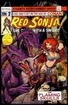 Cover Thumbnail for Red Sonja (2005 series) #2 [Art Adams Cover]