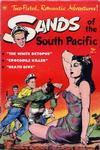 Cover for Sands of the South Pacific (Toby, 1953 series) #1