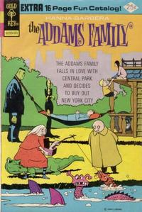 Cover Thumbnail for Hanna-Barbera The Addams Family (Western, 1974 series) #2