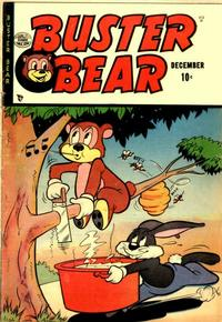 Cover Thumbnail for Buster Bear (Quality Comics, 1953 series) #1