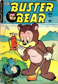 Cover Thumbnail for Buster Bear (Quality Comics, 1953 series) #5